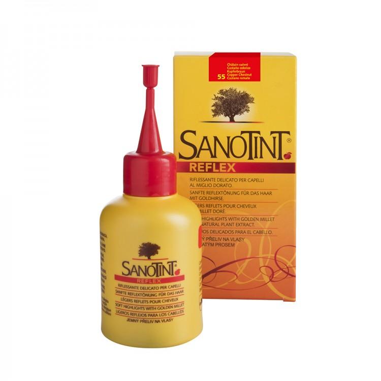 SANOTINT REFLEX COLORE 55 CASTANO RAMATO