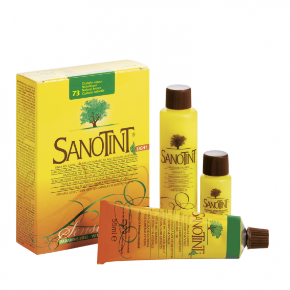 SANOTINT SENSITIVE COLORE CASTANO NATURALE